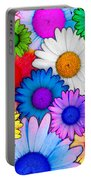 Woopsie Daisies Portable Battery Charger