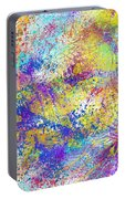 Work 00101 Abstraction Portable Battery Charger