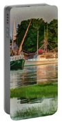 Working Waterfront Portable Battery Charger