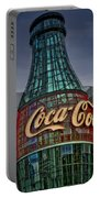 World Of Coca Cola Portable Battery Charger