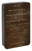 World Series 1913 Portable Battery Charger