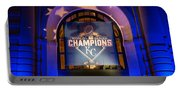 World Series Champs Portable Battery Charger