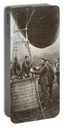 World War I: Balloon Portable Battery Charger