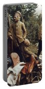 World War I: French Troops Portable Battery Charger