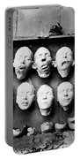 World War I Masks, 1918 - To License For Professional Use Visit Granger.com Portable Battery Charger
