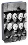 World War I Masks, 1918 - To License For Professional Use Visit Granger.com Portable Battery Charger