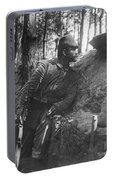 World War I: Soldier Portable Battery Charger