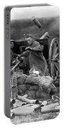 World War I: U.s. Artillery Portable Battery Charger