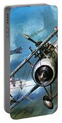 World War One Dogfight Portable Battery Charger