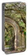 Wormsloe Gate Portable Battery Charger