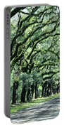Wormsloe Georgia No. 7668 1 Of 3 Set Color Portable Battery Charger