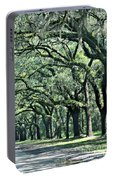 Wormsloe Georgia No. 7668 3 Of 3 Set Color Portable Battery Charger