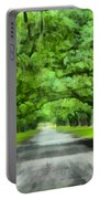 Wormsloe Plantation Portable Battery Charger