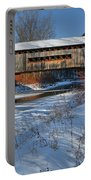 Worrall Covered Bridge Portable Battery Charger