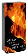 worthy of HELL fire Portable Battery Charger