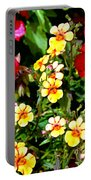 Wp Floral Study 1 2014 Portable Battery Charger