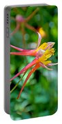 Wp Floral Study 3 2014 Portable Battery Charger