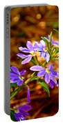 Wp Floral Study 4 2014 Portable Battery Charger