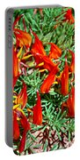 Wp Floral Study 6 2014 Portable Battery Charger