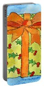 Wrapped Gift Portable Battery Charger
