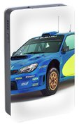 Wrc Racing Portable Battery Charger