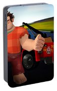 Wreck-it Ralph Portable Battery Charger