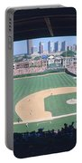 Wrigley Field, Chicago, Cubs V Portable Battery Charger