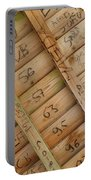Writings On Wood Portable Battery Charger