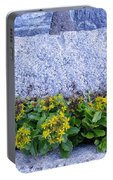 Written In Stone Portable Battery Charger