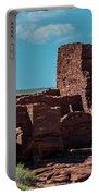 Wukoki Pueblo Ruins Wupatki National Monument Portable Battery Charger