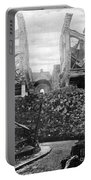 Wwi, Ruins Of Arras Cathedral Portable Battery Charger