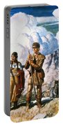 Wyeth: Sacajawea Portable Battery Charger
