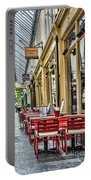 Wyndham Arcade Cafe 2 Portable Battery Charger