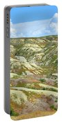 Wyoming Badlands Portable Battery Charger