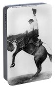 Wyoming: Cowboy, C1911 Portable Battery Charger