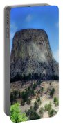 Wyoming Devils Tower With 8 Climbers August 7th 12 36pm 2016 Portable Battery Charger