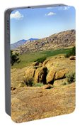 Wyoming Landscape Portable Battery Charger