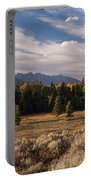 Wyoming Scenery One Portable Battery Charger