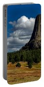 Wyoming's Devil's Tower Portable Battery Charger