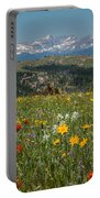 Wyoming's Winds Portable Battery Charger