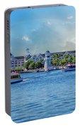 Yacht And Beach Club Walt Disney World Portable Battery Charger