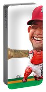 Yadier Molina Portable Battery Charger