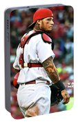 Yadier Molina, St. Louis Cardinals Portable Battery Charger