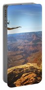 Yaki Point Portable Battery Charger by Susan Rissi Tregoning
