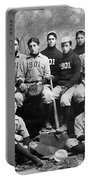 Yale Baseball Team, 1901 Portable Battery Charger