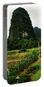 Yangshuo's Limestone Karsts Portable Battery Charger