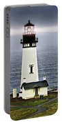 Yaquina Head Lighthouse Portable Battery Charger