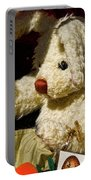Yard Sale Bunny Portable Battery Charger