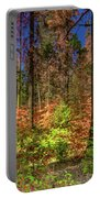 Yosemite In The Fall Portable Battery Charger
