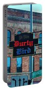 Ye Olde Durty Bird Portable Battery Charger